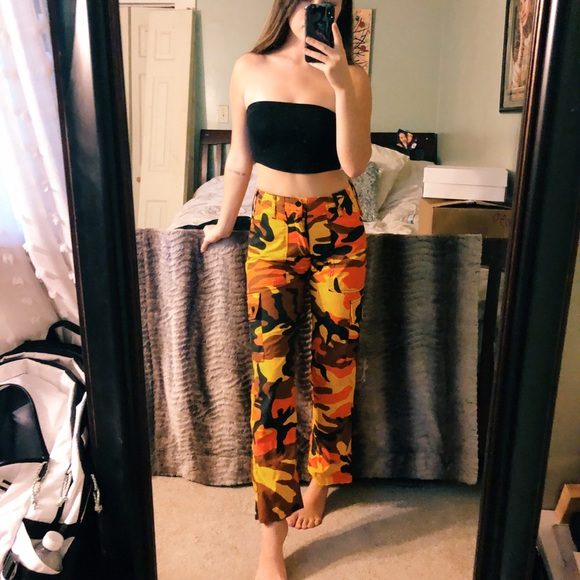 Urban Outfitters Pants - NWT Urban Outfitters Camo Pants